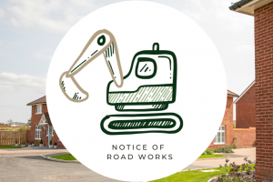Notice of Road Works: Houghton Avenue/Grainger Street 7th - 10th May